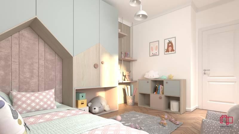 دکوراسیون داخلی اتاق کودک