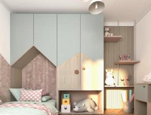 طراحی اتاق کودک با روش مونته سوری منزل رسولی
