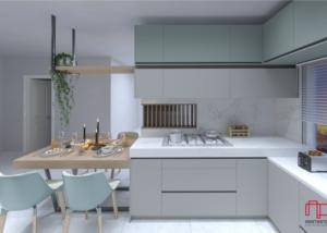 دکوراسیون و کابینت آشپزخانه