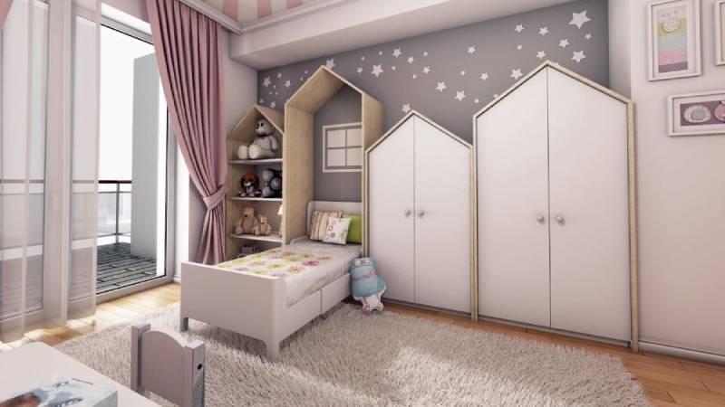 انتخاب مناسب رنگ اتاق کودک