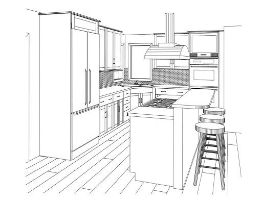 طراحی و ساخت کابینت