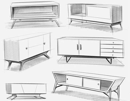 طراحی مصنوعات چوبی