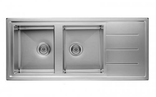 سینک ظرفشویی توکار آریستون مدل SK 11610 W2 X